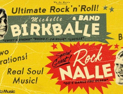 Rocknalle & Michelle Birkballe